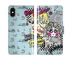 iPhone XR iPhone XS iPhone8 ケース スカラー 手帳型 SO-02L SO-01L SO-05K SH-04L SH-01L SH-03K SH-01K SC-04L SC-03L SC-02L F-02L F-04K ScoLar 手帳型ケース 全機種対応 テレフォン コスメ スカラコ かわいいデザイン