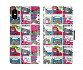iPhone XR iPhone XS iPhone8 ケース スカラー 手帳型 SO-02L SO-01L SO-05K SH-04L SH-01L SH-03K SH-01K SC-04L SC-03L SC-02L F-02L F-04K ScoLar 手帳型ケース 全機種対応 タクシー メッセージ スカラコ かわいいデザイン