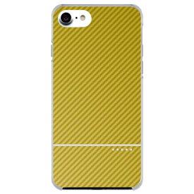 スマホケース iPhone xs iPhone xs max iPhone XR iPhone X iPhone8 iPhone8 Plus iPhone7 iPhone SE iPhone6S iPod touch7 第7世代 ハードケース カバー かわいい カーボン調 ゴールド メンズ 送料無料