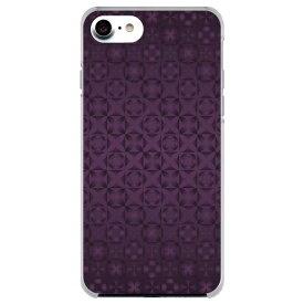 【1,000円ポッキリ 半額 以下】 Galaxy A20 SC-02M SCV46 スマホケース 全機種対応 iPhone11 Pro Max XR XS 7 8 6S Plus ケース SH-02M SHV45 SO-01M SOV41 SOV42 SO-03L カバー シンプル ギフト 七宝文様 紋様 紫色 パープル