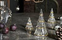HOLMEGAARDホルムガードガラスクリスマスツリーS