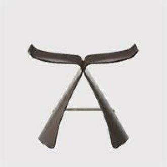 야나기 sori yanagi/텐도 목공 | 나비 대변 butterfly stool/로즈 우드 [야나기 sori yanagi 버터 플라이 나무 butterfly stool]