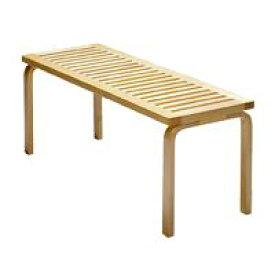北欧 artek/アルテック/アアルト/木製ベンチ 153A/バーチ [木製ベンチは北欧artek アルテック/153A]