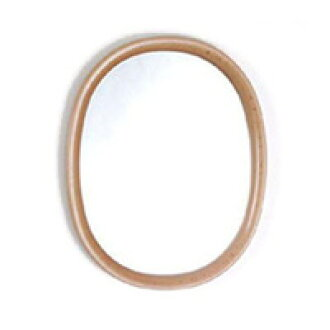 Sori Yanagi / Wall Mirror Oval Type S / Maple