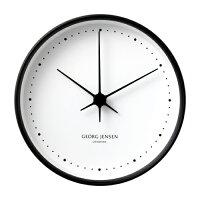 ジョージジェンセン/KOPPEL/掛時計・壁掛け時計SSWHダイヤル/φ10[北欧おしゃれな掛時計・壁掛け時計はジョージジェンセン]