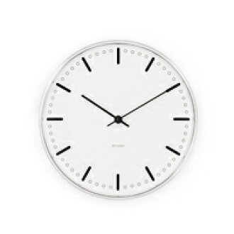 로젠 달/아르네 제이콥 슨/벽 시계/벽 시계/city hall 시티 홀 φ 21cm [북유럽의 세련 된 벽 시계/벽 시계는 아르네 야콥 센]