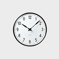 ローゼンダール/アルネヤコブセン/掛時計・壁掛け時計/STATIONステーション210[北欧のおしゃれ掛時計・壁掛け時計はアルネヤコブセン]