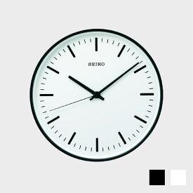 【11/19-4h限定5%offクーポン】SEIKO/STANDARD Analog Clock/Lサイズ Φ310/KX308【楽ギフ_包装選択】