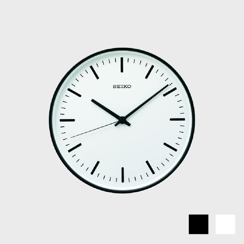 【100-2000円クーポン&エントリーでP5倍】SEIKO セイコー 掛け時計 電波時計 / STANDARD Analog Clock / M Φ265 / KX309 [ 壁掛け時計 おしゃれ 電波 北欧 ]
