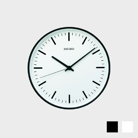 【11/19-4h限定5%offクーポン】SEIKO/STANDARD Analog Clock/Mサイズ Φ265/KX309【楽ギフ_包装選択】