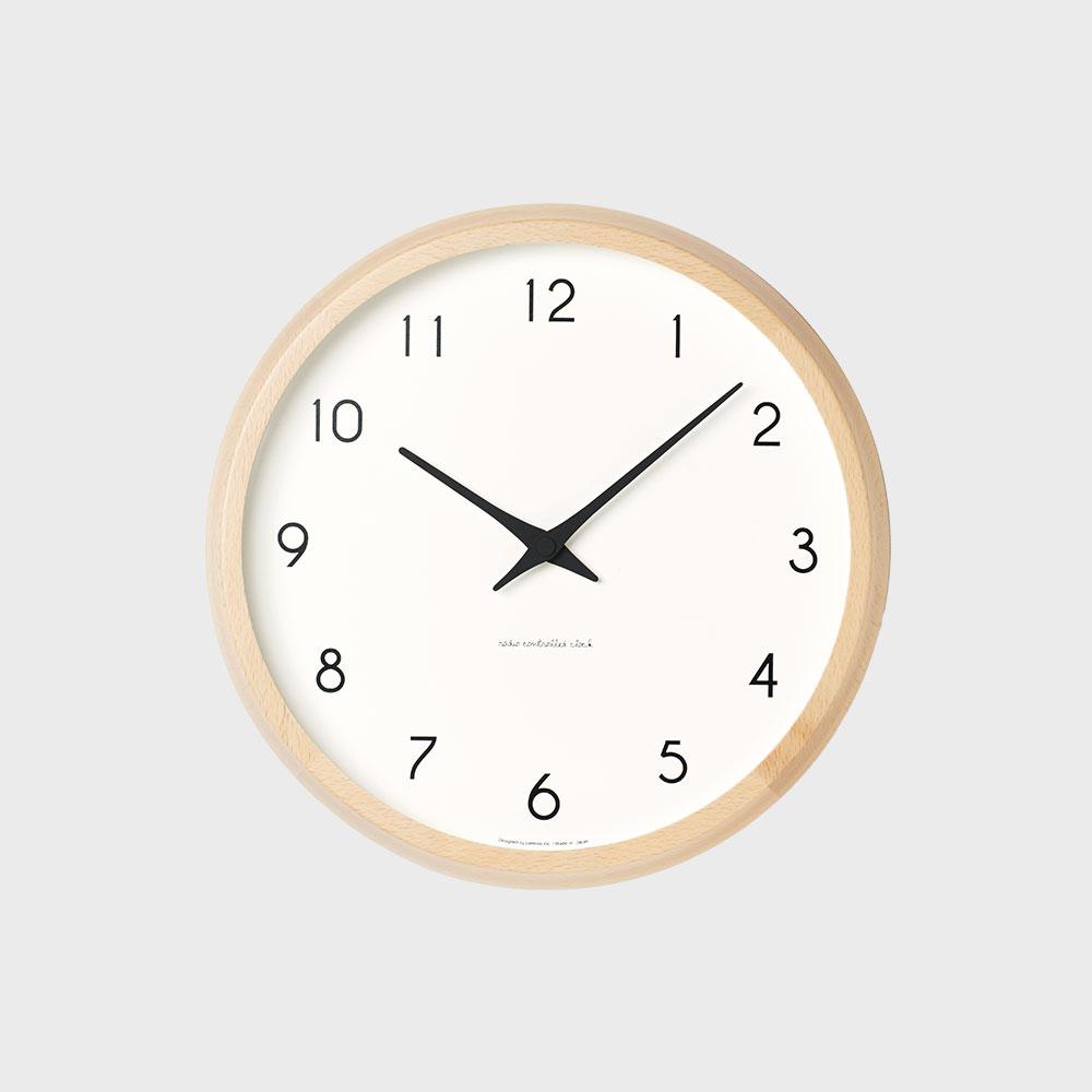 【全品8%offクーポン&エントリーP5倍】Lemnos/電波時計/Campagne カンパーニュ[全2種] [Lemnosの電波時計 Campagne/カンパーニュ]PC10-24W【楽ギフ_包装選択】