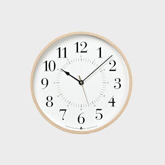 Lemnos 괘종시계 TOKI[전2종] AWA13-05[렘노스의 디자이너스 월 클락]
