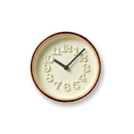 【クーポン+キャッシュレス+エントリーで最大13%お得】Lemnos/掛時計・置時計/渡辺力/小さな時計/純銅 WR11-05【楽ギフ_包装選択】