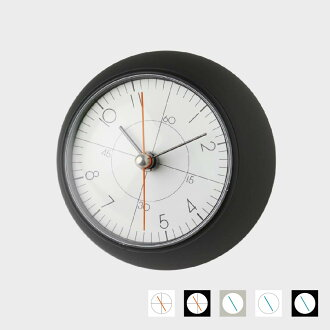 50 storm Takeshi, /earth clock Earth Clock / table clock clock /TIL16-10BK.