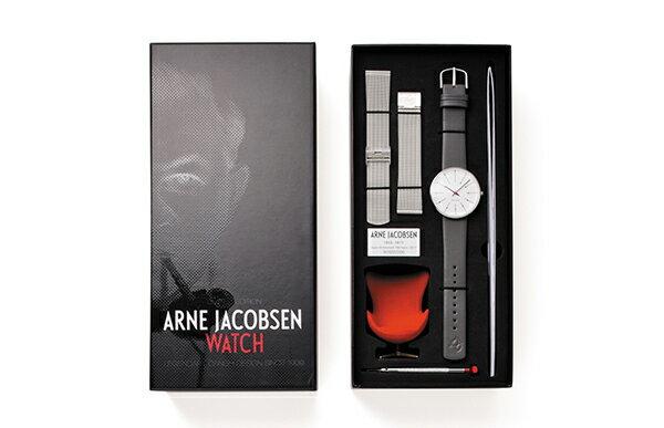 アルネヤコブセン 腕時計 Limited 200 限定ウォッチ デンマーク-日本 国交150th Limited Collection