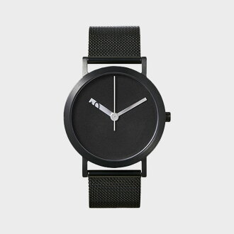 Ross McBride/ watch watch | normal TIMEPIECES Extra Normal WatchExtra Normal Grande Black dial (very much)