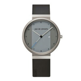 Jacob Jensen ヤコブ イェンセン|腕時計/New/チャコールグレー