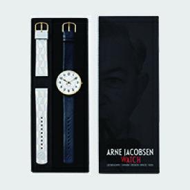 【¥100-1500クーポン/エントリーでP5倍】アルネ ヤコブセン 腕時計 STATIONφ40 53414-limited