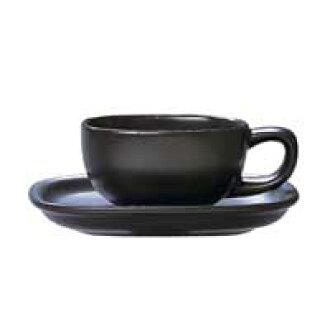 100/390 엔 off 쿠폰 대상 | 야나기/세라믹/컵 및 접시/쌍 세트 찻잔 및 접시/검정