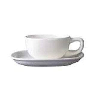 야나기/세라믹/컵 및 접시/쌍 세트 찻잔 및 접시/흑백