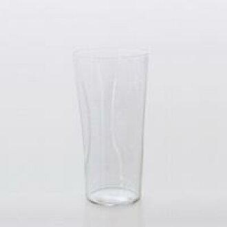等玻璃和薄輕束 /SHIWA 啤酒玻璃杯 L [束光玻璃和比爾森啤酒,啤酒眼鏡、 等玻璃] [02P01Oct16]