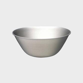야나기 sori yanagi 그릇/공 φ 16cm [스테인레스 그릇, 스테인레스]