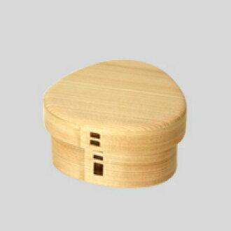 Shibata, Yoshinobu and Odate bentwood magewappa / musubi Bento box