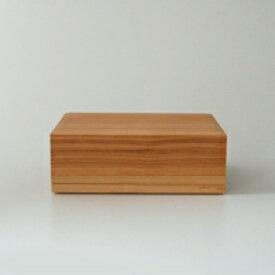 【納期2-3ヶ月】東屋 あずまや/木製 バターケース/200g全判 [木製 バターケース200g全判は東屋]