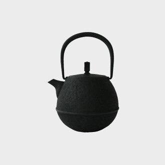 Iwashimizu Hisao space casting / Nambu cast iron work iron teapot griping small black (0.25 L) [Southern space cast iron / teapot].