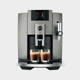 【クーポン有】JURA 全自動コーヒーマシン E8