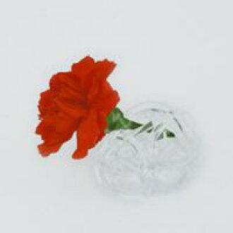 Flower arrangement stopper size