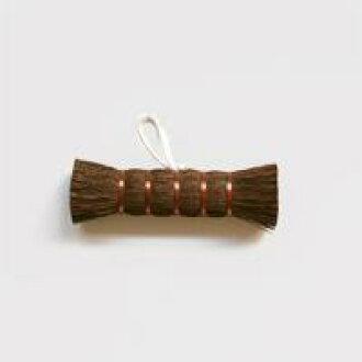 I wash the leg bag of the 白木屋傳兵衛商店 / Edo broom broom / hemp palm [hemp palm scrubbing brush scrubbing brush scrubbing brush]