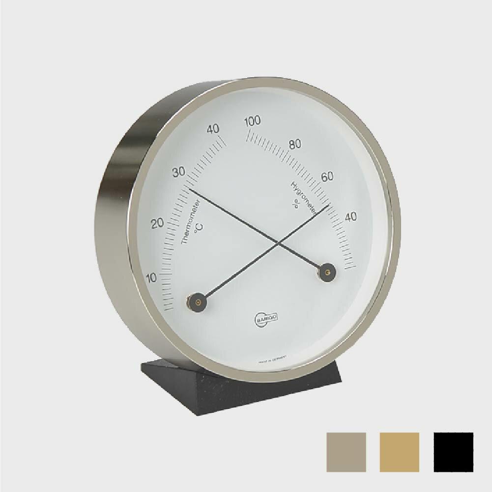 【100-1500円クーポン】BARIGO/温湿計 (壁掛け・卓上両用) [全3種]