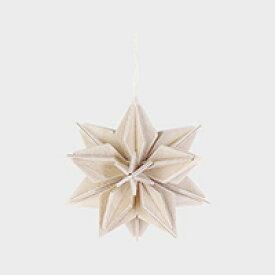 lovi ロヴィ オーナメントカード Star 10cm【ネコポス対応可】[ネコポス便 1/8]【適合ツリー100cm~/平置きもおすすめ】