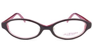 ジルスチュアート JILL STUART 04-0008 c.2 パープル メガネ 眼鏡 送料無料 js021