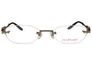 ジルスチュアート JILL STUART 05-0179 c.2 ブラウン メガネ 眼鏡 伊達 新品 鼻パッド 老眼鏡 遠近両用 送料無料 js2