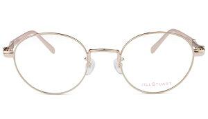 ジルスチュアート JILL STUART 05-0215 c.1 ローズゴールド メガネ 眼鏡 新品 送料無料 js1