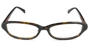 ジルスチュアート JILL STUART 05-0785 c.4 ブラウンデミ メガネ 眼鏡 めがね 新品 送料無料 js2