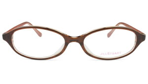 ジルスチュアート JILL STUART 05-0818 c.4 ダークブラウン メガネ 眼鏡 新品 送料無料 js1