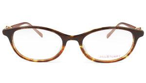 ジルスチュアート JILL STUART 05-0819 c.3 ブラウンデミハーフ メガネ 眼鏡 新品 送料無料 js1