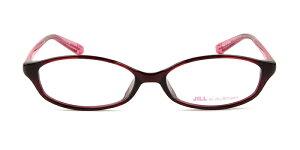 ジルバイジルスチュアート 02-0003 c.1 ダークレッド/クリアピンク メガネ 眼鏡 JILL by JILLSTUART 新品 送料無料 jb001