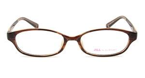 ジルバイジルスチュアート 02-0004 c.3 ブラウン メガネ 眼鏡 JILL by JILLSTUART 新品 送料無料