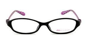 ジルバイジルスチュアート 02-0006 c.4 ブラック メガネ 眼鏡 JILL by JILLSTUART 新品 送料無料 jb001