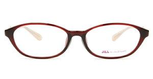ジルバイジルスチュアート 02-0015 c.11 ワイン/クリアピンク メガネ 眼鏡 JILL by JILLSTUART 新品 送料無料 jb001