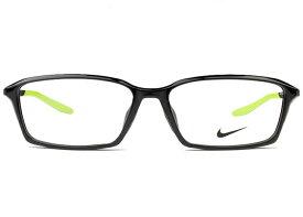 ナイキ NIKE nike メガネ 眼鏡7261af 001 ブラックALTERNATIVE FIT オルタナティブフィット スポーツ 運動フィット 軽い ずれにくい メンズ レディース 新品 送料無料 nk1