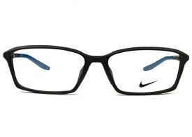 ナイキ NIKE nike メガネ 眼鏡7261af 004 マットブラックALTERNATIVE FIT オルタナティブフィット スポーツ 運動フィット 軽い ずれにくい メンズ レディース 新品 送料無料 nk1