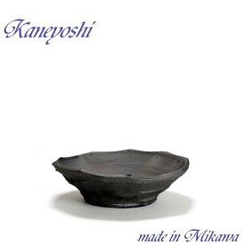 植木鉢 陶器 おしゃれ サイズ 30cm 安くて植物にイイ TA0183 10号 イブシ きまぐれ作家の鉢