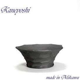 植木鉢 陶器 おしゃれ サイズ 35cm 安くて植物に良い TA0184 小 イブシ きまぐれ作家の鉢