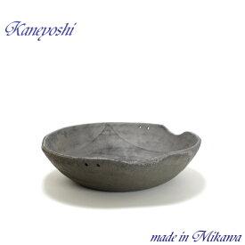 植木鉢 陶器 おしゃれ サイズ 36cm 安くて植物にイイ 山野草鉢丸手造り エンシャント 12号