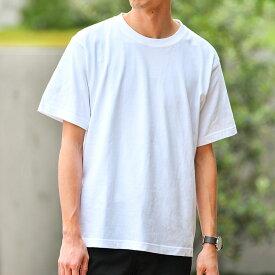 Tシャツ メンズ 6.2オンスヘビーウェイトTシャツ 半袖 カットソー 夏物/tt1278-5942-01/全4色M〜XXL